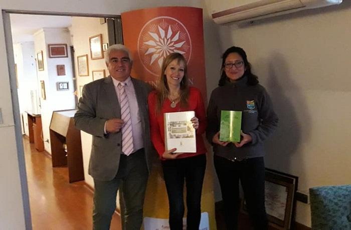 Acuerdo Municipalidad de Chile Chico y Fundación Daya