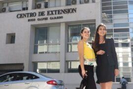 Constanza Rocha y Tamara Roa
